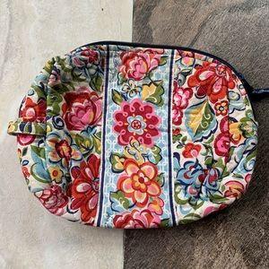 Vera Bradley cosmetic pouch